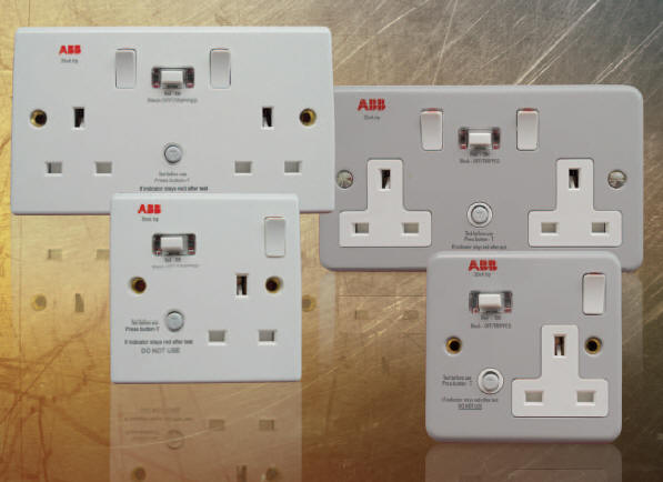 Residual Current Device Switched Socket Outlet (SRCD)